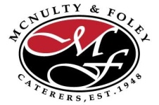 McNulty & Foley Catering