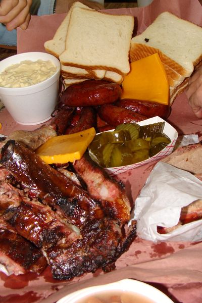 Luling is home to two World Class Texas BBQ Joints