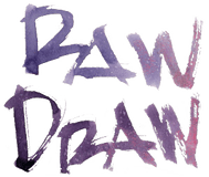Raw Draw the Book