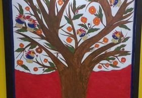 A Tree of Life at Epicore Software Bangalore