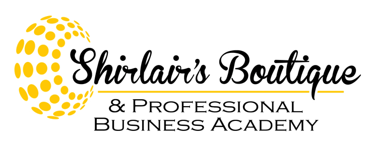 Shirlair's Boutique & Professional Business Academy