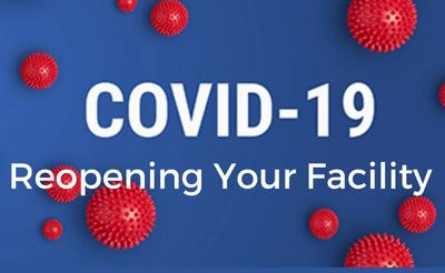 Covid-19 gym reopening