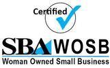 Woman Owned Small Business Certified