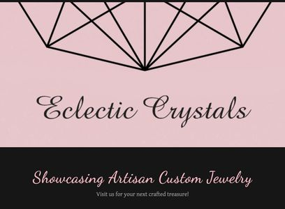 Eclectic Crystals Treasured Gifts 'n Things, Shop Online Events & Craft Shows, Winnipeg Shop Local