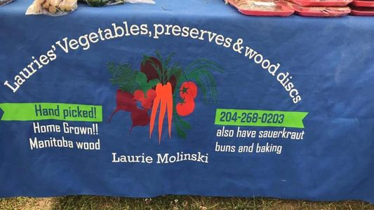 Lauries' Vegetables Preserves Shop Local Online Winnipeg Vendors Online Shop Craft-Artisan-Market
