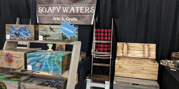 Soapy Waters Crafts Shop Local Online Winnipeg Vendors Online Shop Craft-Sale-Artisan-Market