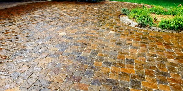 Paver patio, pavers in Grand Junction, CO
