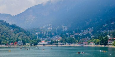 Naini lake,Nainital,Uttarakhand ,India