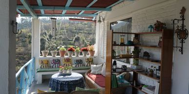 Homestay near Nainital,(Nathuwakhan ,Mukteshwar) Nainital district,Uttarakhand, India.