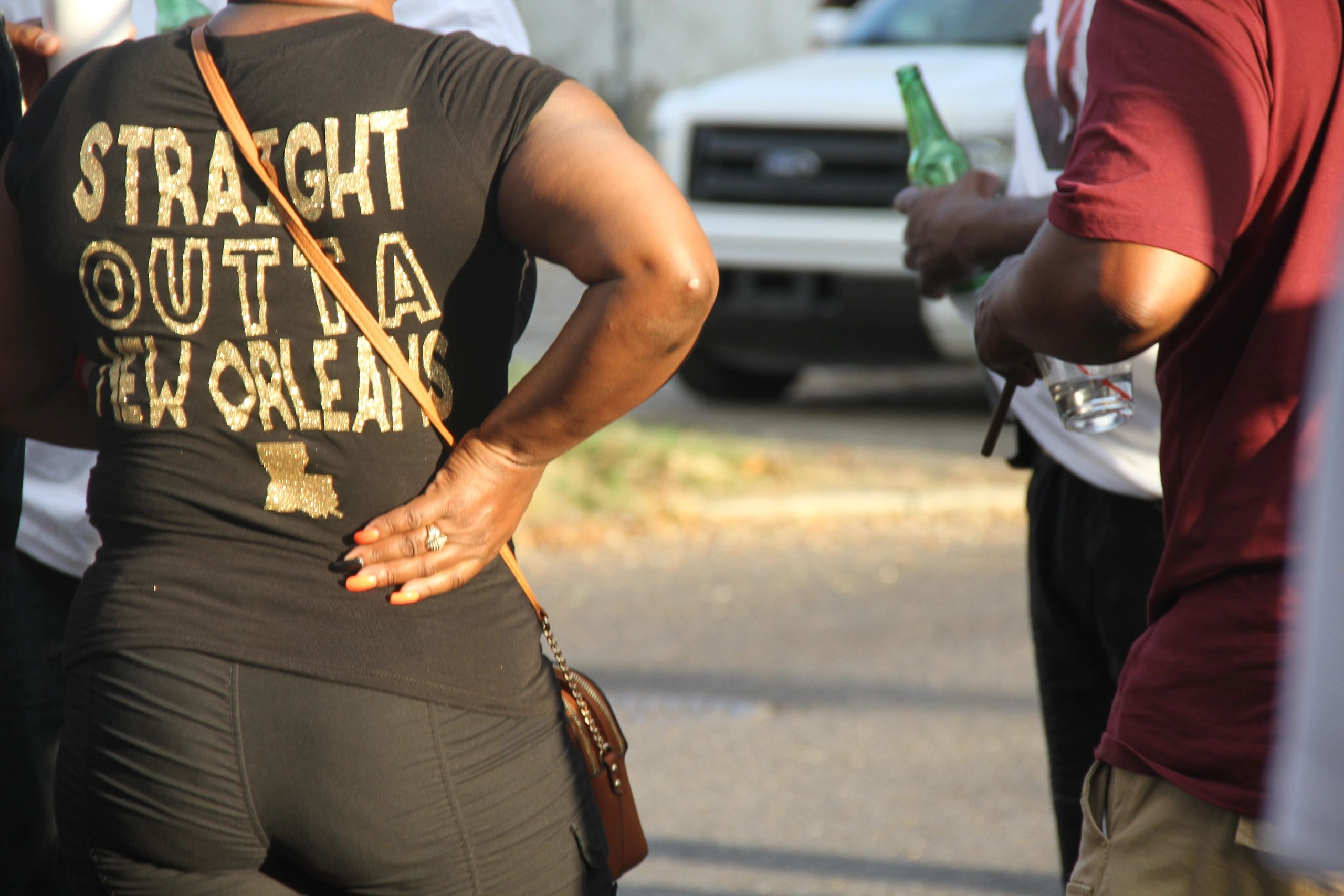 Fierce Funny & Fly documentary - Straight outta NOLA - Black Girl Giggles  movie cover image