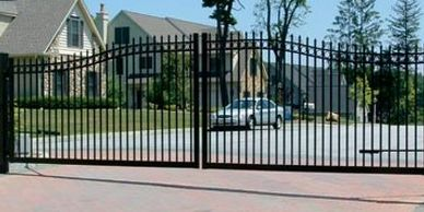 Gates Wilmington North Carolina custom gates Wilmington North Carolina Estate Gates