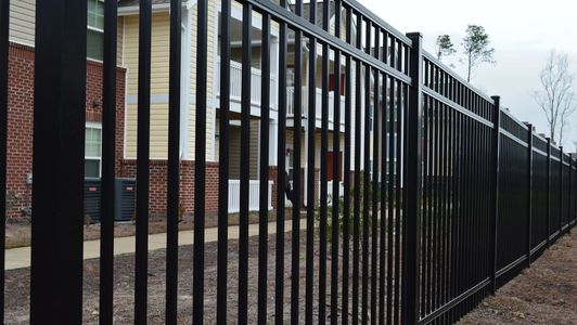 Commercial Fence Supply