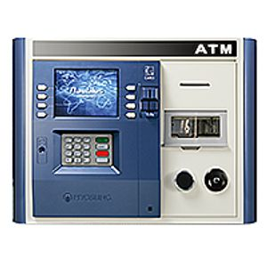 Hyosung 4000w ATM EMV Wallmount Wall Mount ATM EMV Chip Card Automated Teller Machine Retail ATM Cash Dispenser POP money All Point RFID ATM Cardless Cash Libertyx Bitcoin