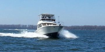 Meals on Reels - Erie, PA Charter Boat - Buckets Charters