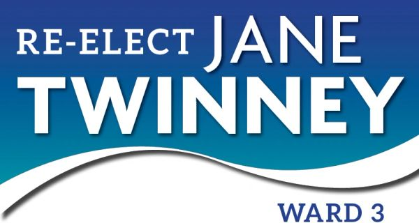 Re-elect Jane Twinney