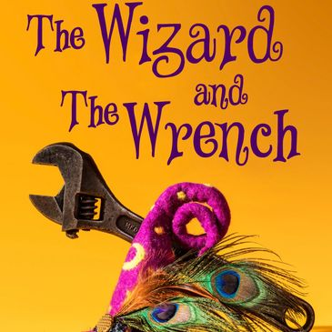 The Wizard and The Wrench Poetry Ambika Devi and Dominic Albanese