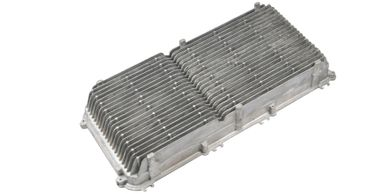 Magnesium heat sink - Magnesium is an alternative to aluminum to reduce weight and provide cooling