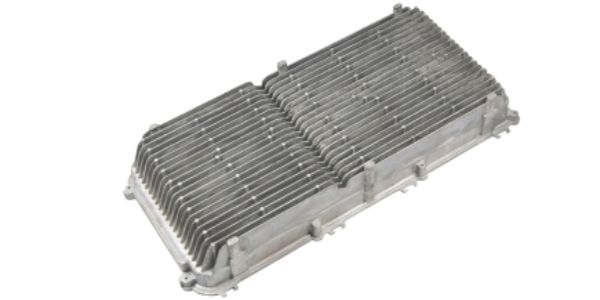Magnesium Heat Sink - a properly designed heat sink in magnesium performs similarly to aluminum and can be significantly lighter.