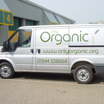 single colour vehicle graphics