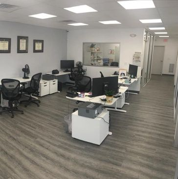 Complete Remodeling Project for accounting offices
