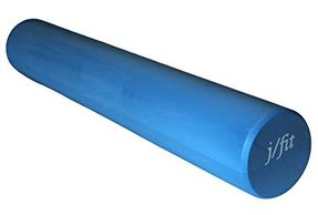 j/fit High Density Smooth EVA Roller  foam roller Pilates, balance, body rolling Durable versatile