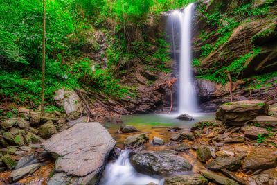 Avocar Waterfall
