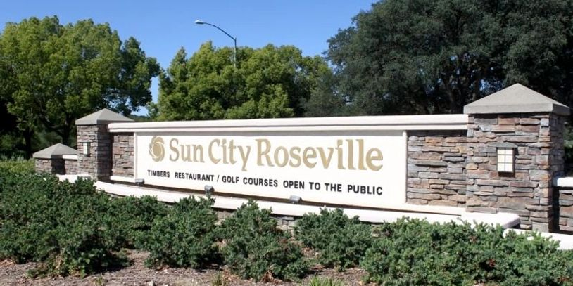 About Sun City Roseville