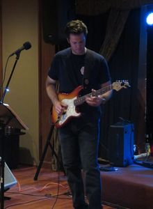 Steve Hengehold of Jl327 Band in Cincinnati Ohio