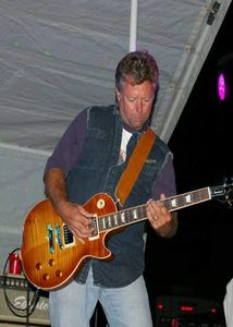 Russell Smith of Jl327 Band in Cincinnati Ohio