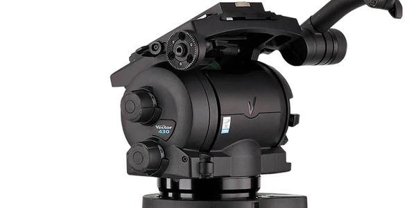 Vinten Vector 430 Head