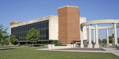 University of Illinois Springfield Public Affairs Center Building