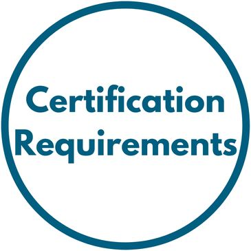 CSCA Certification Requirements