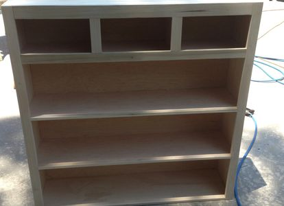 Custom  Designed Projects Cabinets Entertainment Centers Bookshelves Tables Benches Furniture