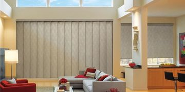 roller shades screen shades panel track