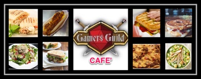 Gamers Guild Cafe'