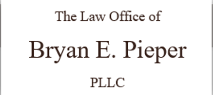 The Law Firm of Bryan E. Pieper, PLLC