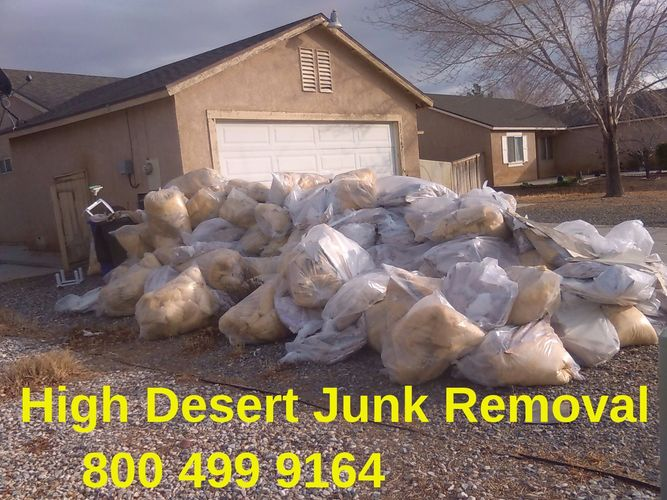 Junk Removal, Trash Pick up, Roll off Dumpster Rental Hesperia, Victorville, Apple Valley, Adelanto
