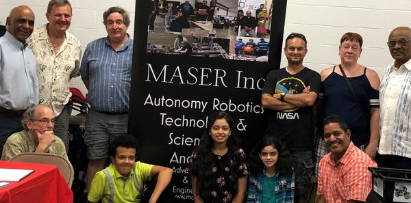 MASER Inc. Mentors, Board Members and Students