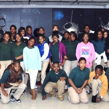 Air Tigers is a nonprofit STEM educator beyond the classroom.