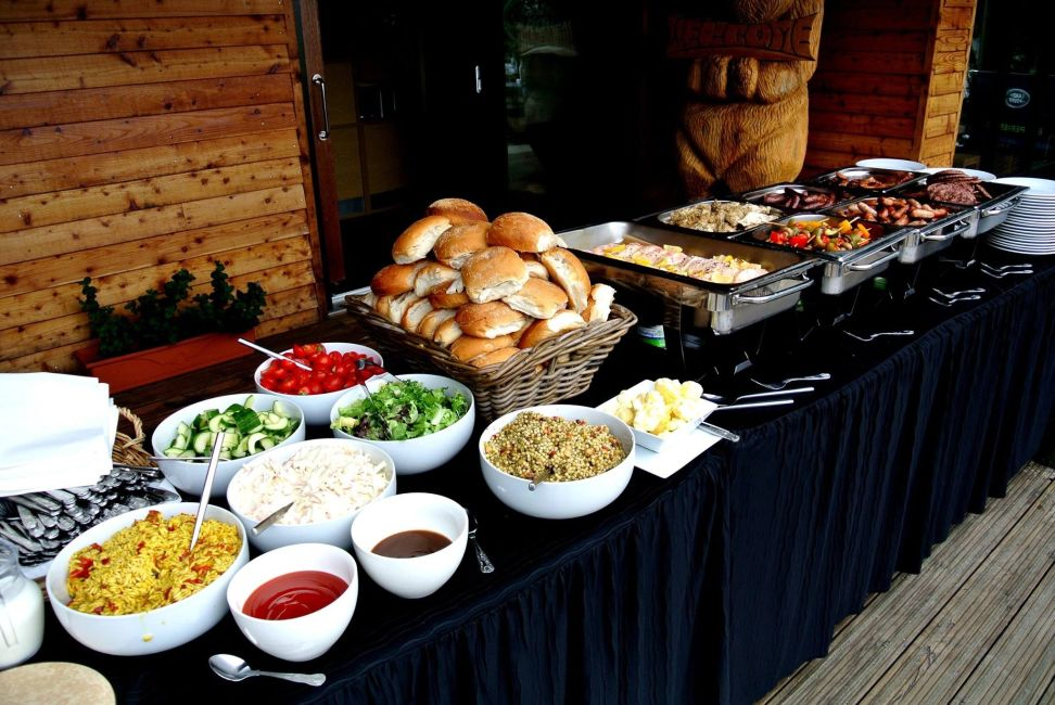 Scotland Perthshire Catering BBQ Barbecue Bar-B-Que Gourlay Events
