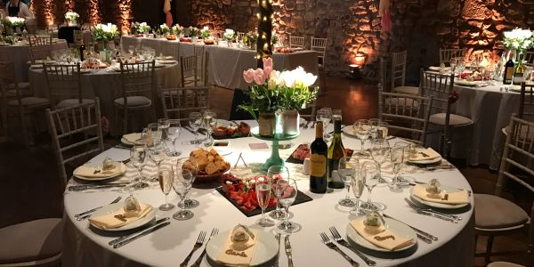 Scotland Wedding Catering Barn Style Gourlay Events