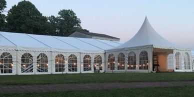 Scotland Perthshire Marquee Corporate Function Catering Gourlay Events
