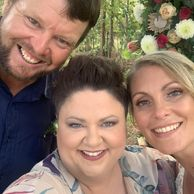 Bride groom mr Mrs celebrant wedding marriage Ceremony Port Douglas Blessings By Kate Bellman