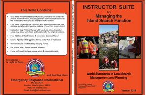 Search and Rescue teaching aids
