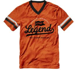 Bunk Captain - Vintage Camp Legend - T-Shirt