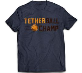 Bunk Captain - Tetherball Champ - T-Shirt