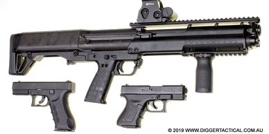 Specialty firearms for Police & Modern Military applications.