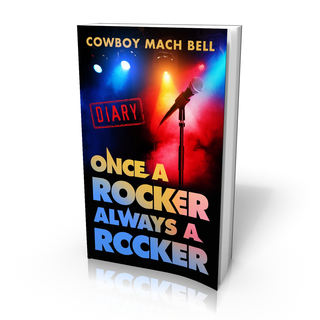 Once A Rocker Diary Of An Audiobook