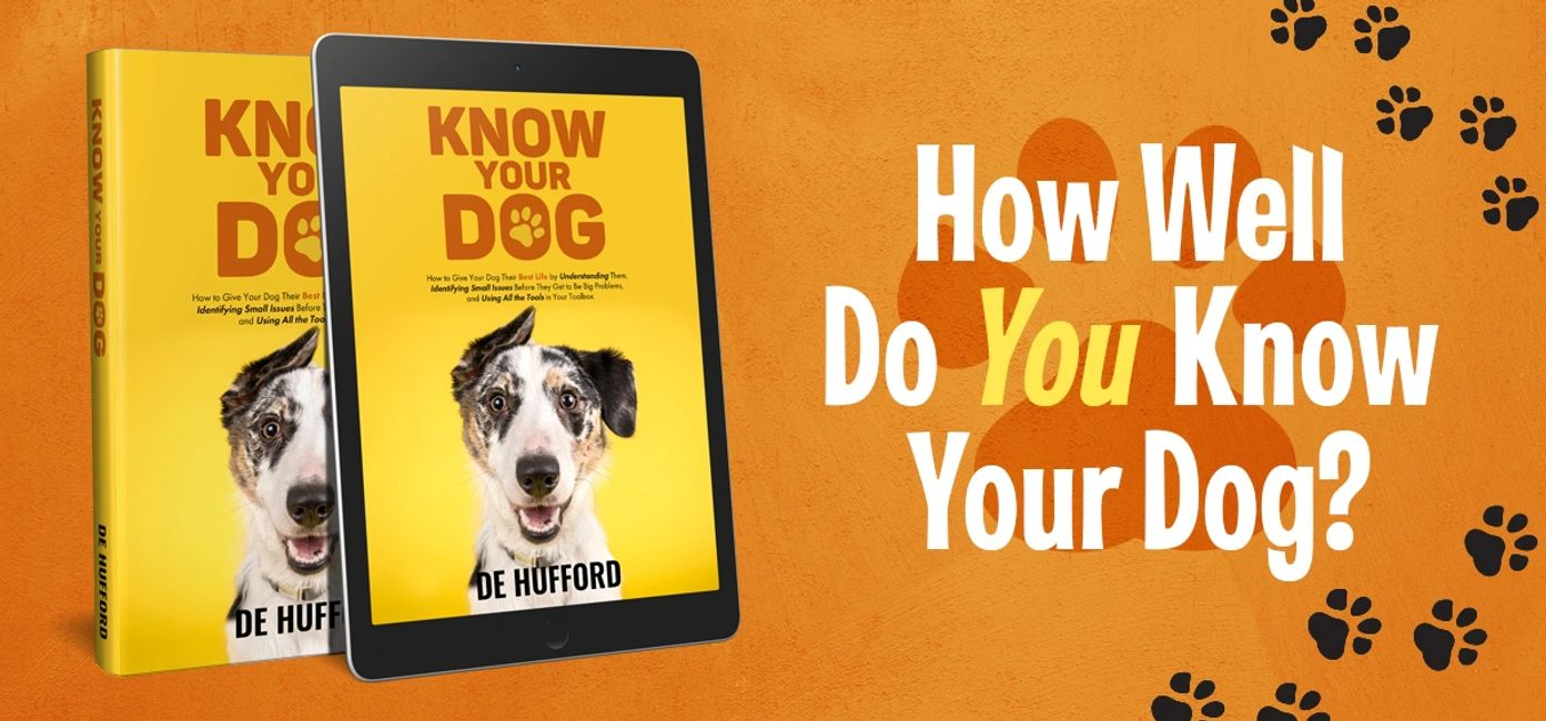 Know Your Dog, my new book!