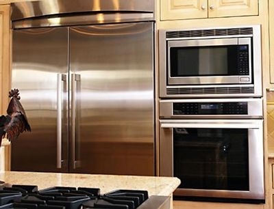 Repairs Refrigerator, Ovens, Cooktops, Ranges and Dryers.